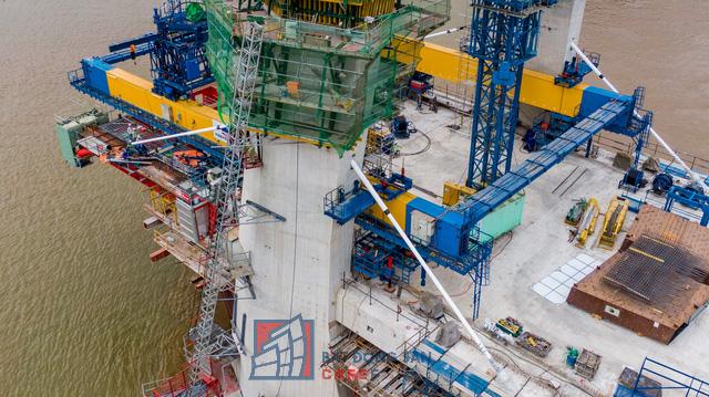 Cập nhật tiến độ thi công dự án cầu Thủ Thiêm 2: Đẩy nhanh tiến độ, dự kiến thông xe kỹ thuật vào tháng 9 - Ảnh 8.