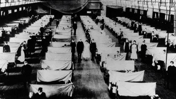 Hơn 100 năm trước, Mỹ từng là nước tiên phong về việc đeo khẩu trang chống dịch: Điều gì đã thay đổi? - Ảnh 2.