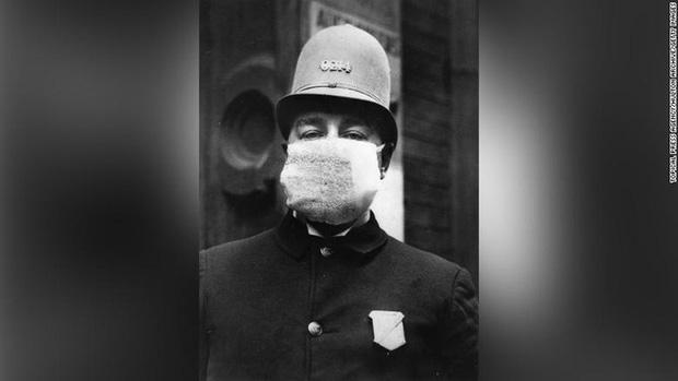 Hơn 100 năm trước, Mỹ từng là nước tiên phong về việc đeo khẩu trang chống dịch: Điều gì đã thay đổi? - Ảnh 3.