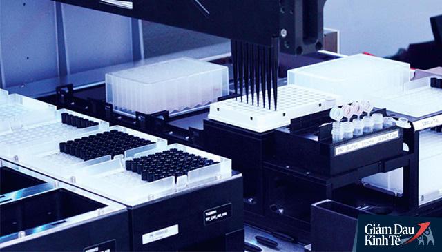 Công ty vô danh âm thầm cứu Hàn Quốc và cả thế giới trước Covid-19: Cung cấp 1 triệu kít xét nghiệm mỗi tuần, cho kết quả trong thời gian chỉ bằng 1/10 phương pháp thủ công - Ảnh 2.