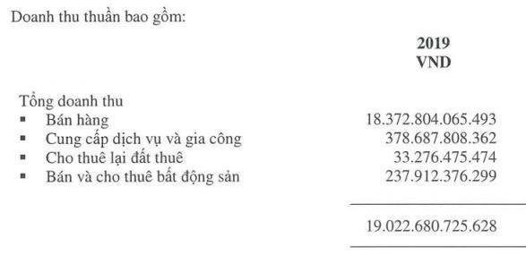 Hậu kiểm toán, lợi nhuận 2019 của HDG, VGT và TTF chênh lệch hàng chục tỷ đồng - Ảnh 1.
