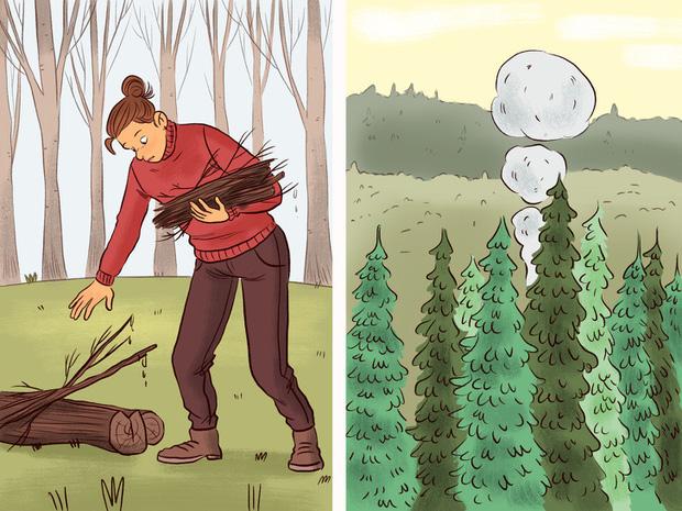 10 kĩ năng sinh tồn giúp những chuyến dã ngoại đỡ hành xác hơn, thậm chí là cứu mạng bạn nếu gặp tình huống nguy cấp - Ảnh 9.