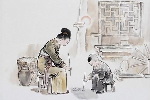 Chuyện nuôi dạy con thành kỳ tài nghiêm khắc nhưng thâm sâu của tứ đại hiền mẫu Trung Quốc: Mẹ là trường học vĩ đại nhất của con người - Ảnh 4.