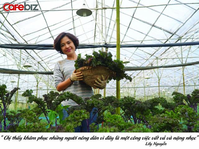 Từ bỏ chức vụ hiệu trưởng để theo đuổi công việc trồng rau trên Đà Lạt, cô chủ The Liittle Pine: Làm nông cũng như làm giáo dục  - Ảnh 11.