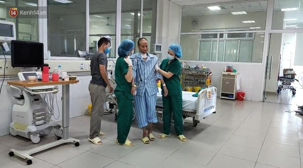 Hành trình sinh tử của bác gái bệnh nhân 17: Tôi sẽ luôn cố gắng, vì còn nhiều dự định dang dở chưa hoàn thành - Ảnh 6.