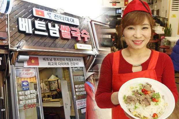 Người phụ nữ Việt quyền lực nhất xứ Hàn: Tự mình làm nên cả một đế chế ẩm thực riêng, có tháng kiếm tới 1,7 tỷ - Ảnh 1.