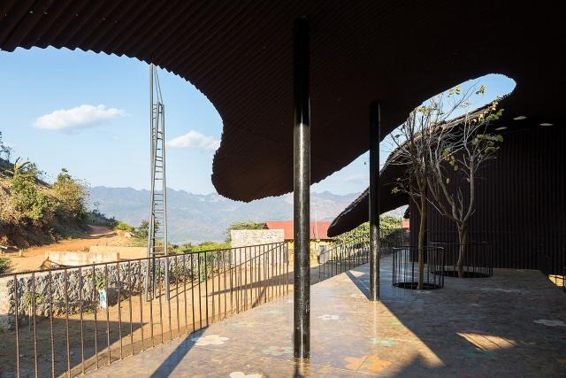 Trường mầm non giữa núi rừng Sơn La bất ngờ lọt top 10 công trình kiến trúc mới ấn tượng nhất thế giới năm 2020 - Ảnh 6.