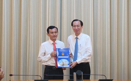 Sở Nông nghiệp phát triển và nông thôn TP.HCM có Phó Giám đốc mới