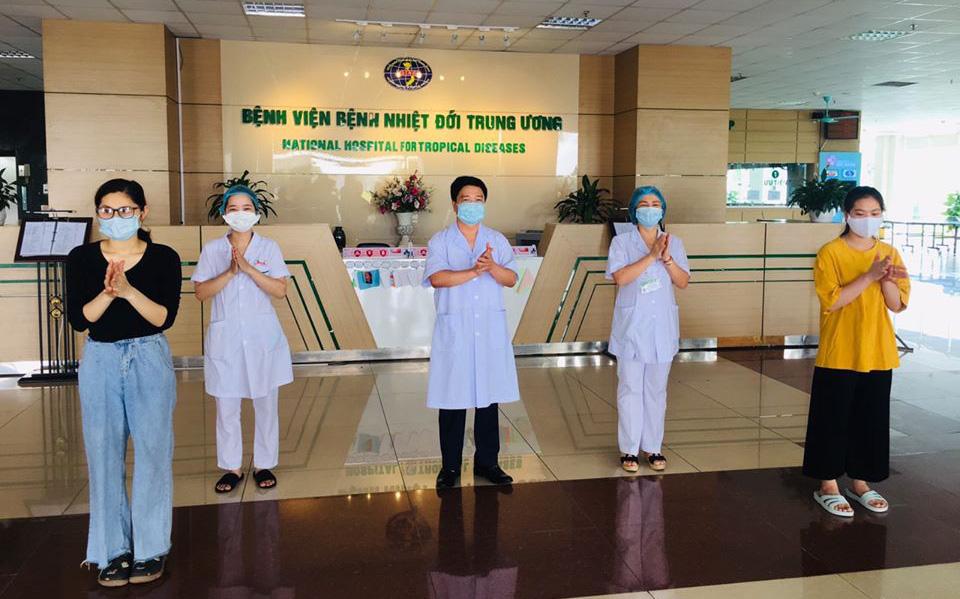 Thêm 3 bệnh nhân COVID-19 khỏi bệnh, Việt Nam có 263 ca khỏi