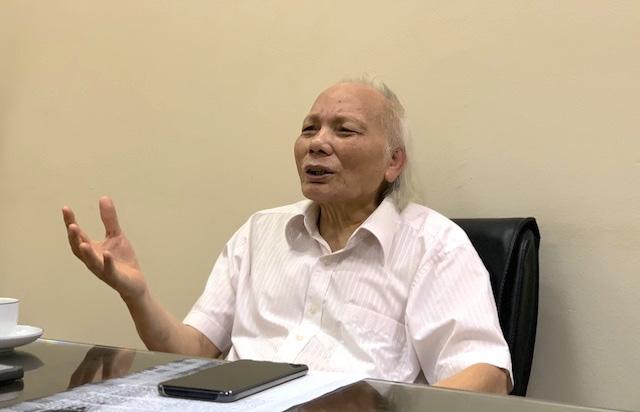 Giáo sư Nguyễn Mại: Tôi không bao giờ lo về doanh nghiệp Việt, ngay cả với doanh nghiệp chết rồi - Ảnh 1.