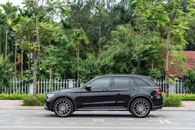 Sau 8.000 km, hàng hiếm Mercedes-Benz GLC 300 AMG nhập khẩu bán lại rẻ hơn tiền ra biển xe lắp ráp - Ảnh 4.