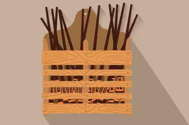 Đặt đầu đũa vừa rửa trong ống đũa hướng lên hay chúc xuống, tuổi thọ của đũa là bao lâu để không ảnh hưởng đến sức khỏe? - Ảnh 2.