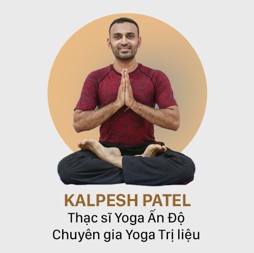 Yoga trị liệu: Chuyên gia Yoga Ấn Độ chỉ cách kiểm soát đau lưng và bài tập để hồi phục - Ảnh 2.