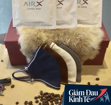 Khẩu trang cà phê Việt Nam đã xuất sang gần 10 nước, founder tham vọng thoát khỏi thị trường nguyên sơ và hướng đến một ngành thời trang mới - Ảnh 1.