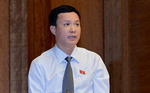Miễn nhiệm Phó Chủ nhiệm Ủy ban của Quốc hội Triệu Thế Hùng - Ảnh 1.