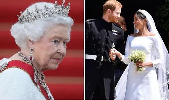 Nữ hoàng Anh từng nhẫn nhịn chiều lòng Meghan Markle nhưng vì sự đòi hỏi thái quá, bà đã ra tay dạy dỗ cháu dâu khiến ai cũng nể phục - Ảnh 1.
