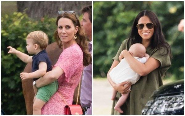 Công nương Kate vô tình gợi nhắc đến Meghan thông qua 1 chi tiết nhỏ cho thấy cuộc sống khác biệt hiện giờ của hai nàng dâu hoàng gia - Ảnh 3.