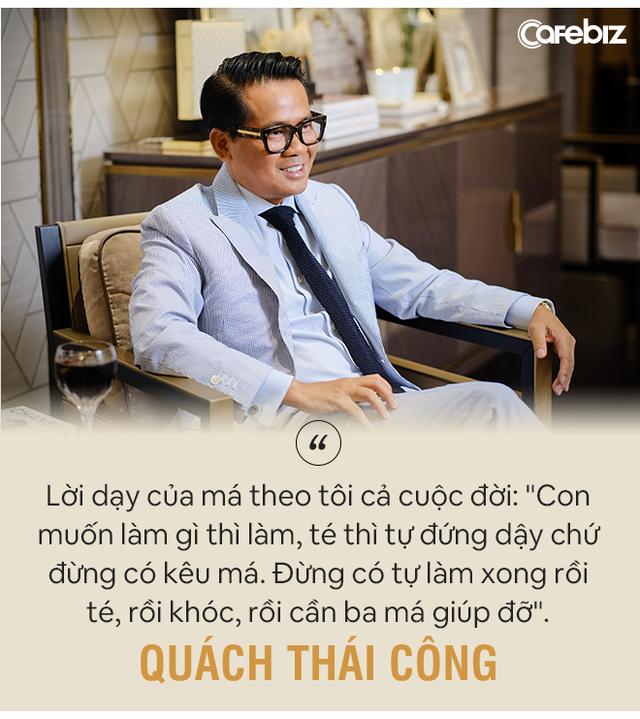 NTK triệu đô Quách Thái Công: Thành công là khi bạn có đủ tự do thời gian, tự do địa điểm và tự do tinh thần - Ảnh 2.