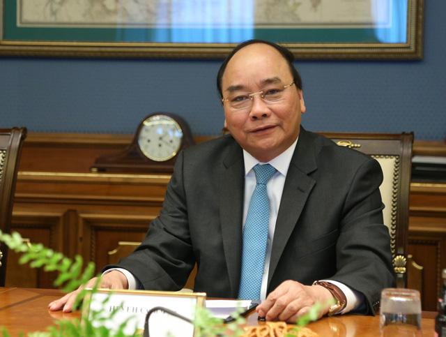Thủ tướng: Việt Nam sẵn sàng đón nhà đầu tư mới và doanh nghiệp dịch chuyển sản xuất - Ảnh 1.