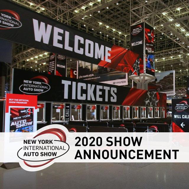 Triển lãm New York 2020 chính thức bị huỷ bỏ, nhiều xe mới lỡ hẹn ra mắt thị trường - Ảnh 1.