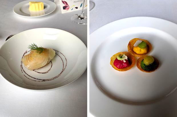 """Thử dùng bữa ở 4 nhà hàng đạt sao Michelin và cái kết: Các món ăn vừa đẹp vừa ngon đến """"vô thực"""", nhưng giá thì đắt như lên trời - Ảnh 16."""