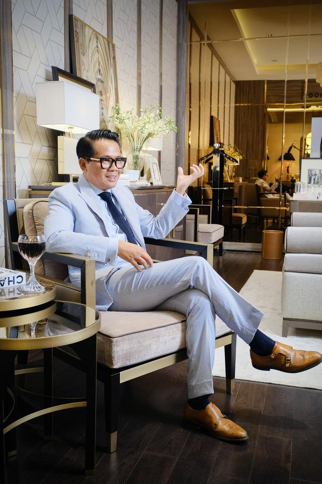NTK triệu đô Quách Thái Công: Thành công là khi bạn có đủ tự do thời gian, tự do địa điểm và tự do tinh thần - Ảnh 3.