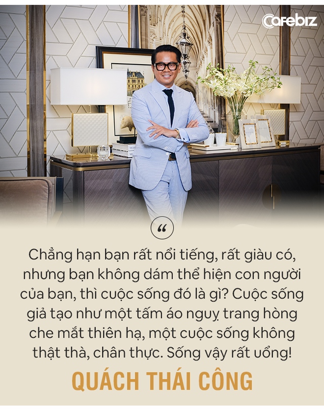 NTK triệu đô Quách Thái Công: Thành công là khi bạn có đủ tự do thời gian, tự do địa điểm và tự do tinh thần - Ảnh 6.