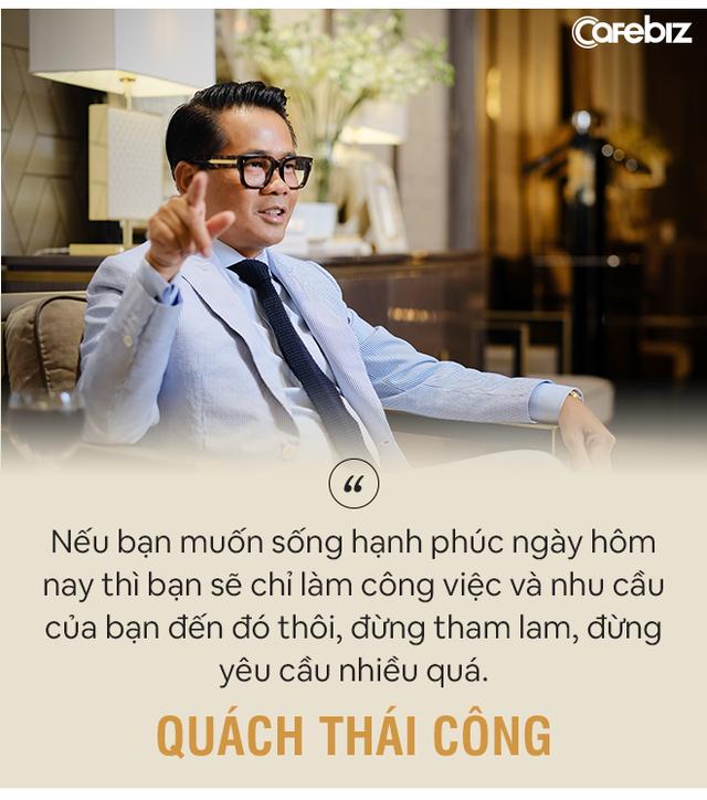NTK triệu đô Quách Thái Công: Thành công là khi bạn có đủ tự do thời gian, tự do địa điểm và tự do tinh thần - Ảnh 7.
