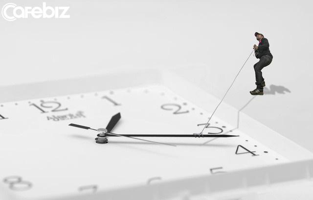Quan niệm về thời gian tạo nên sự khác biệt: Giữ tư duy thời gian theo kiểu người nghèo thì mãi mãi nghèo mà thôi! - Ảnh 2.