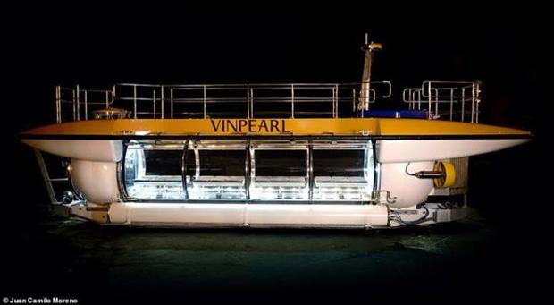 Muốn đi tàu ngầm mới của tỷ phú Phạm Nhật Vượng ở Nha Trang, du khách sẽ phải mua vé đắt ngang vé máy bay? - Ảnh 2.