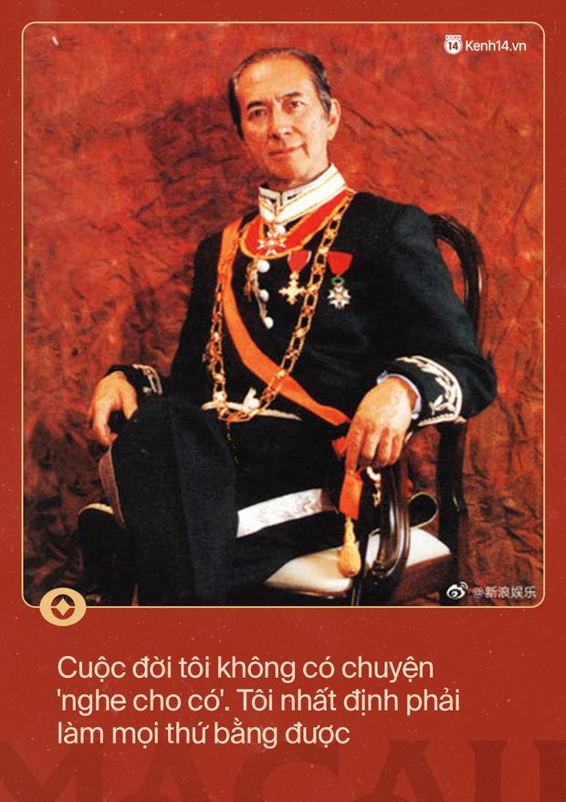 4 lời khuyên của trùm sòng bạc Macau có thể thay đổi 1 đời người, câu cuối khiến Hà Hồng Sân giữ trọn đế chế suốt 98 năm - Ảnh 1.