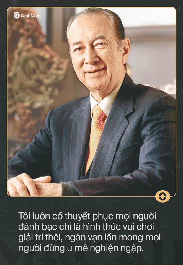 4 lời khuyên của trùm sòng bạc Macau có thể thay đổi 1 đời người, câu cuối khiến Hà Hồng Sân giữ trọn đế chế suốt 98 năm - Ảnh 3.