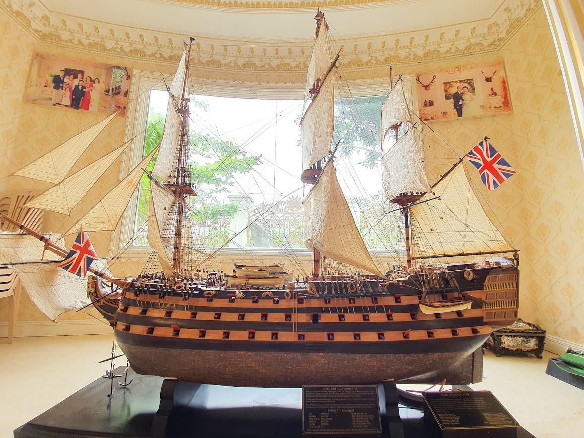 Sau biệt thự dát vàng mọi ngõ ngách, đại gia Hải Dương sắp ra mắt lâu đài 10 triệu USD - Ảnh 10.