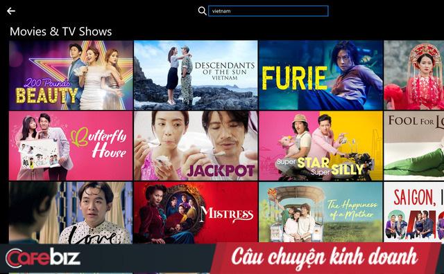 Vì sao Netflix có thể làm nên chuyện tại Việt Nam?  - Ảnh 1.