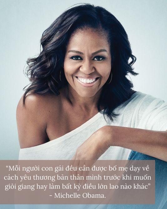 Yêu mình trước tiên - bài học dạy con gái đắt giá của vợ cựu tổng thống Mỹ khiến ai cũng muốn áp dụng ngay cho con - Ảnh 1.