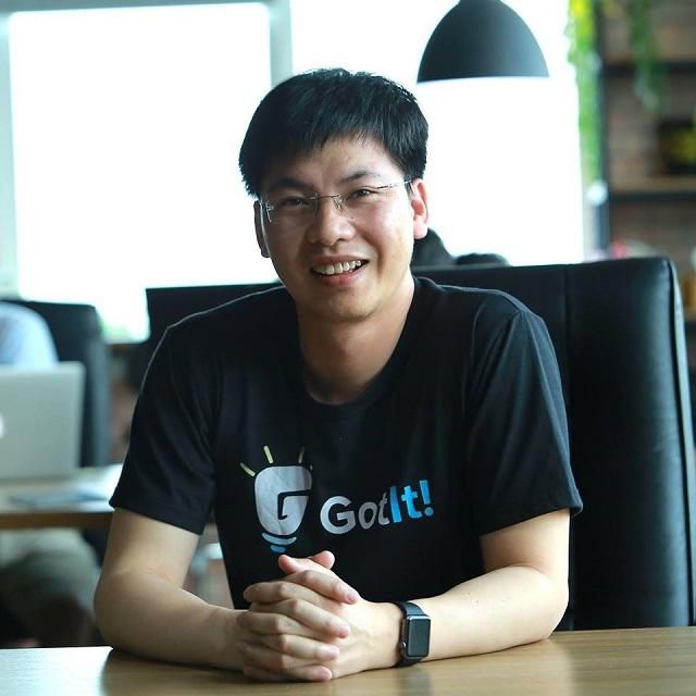 Nhà sáng lập Got It: 'Làm startup giáo dục, đừng chỉ tranh thủ kiếm tiền mà còn phải có tâm' - Ảnh 1.