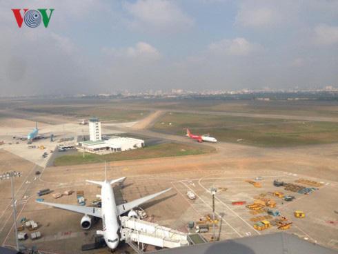 Quốc hội vẫn chưa quyết xây dựng nhà ga T3 Tân Sơn Nhất - Ảnh 2.