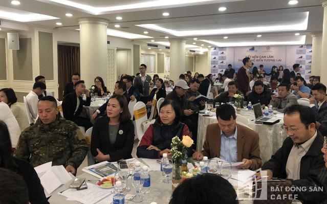 """Vì sao nhà đầu tư vào """"đón đầu"""" BĐS Cam Lâm (Khánh Hòa)?"""