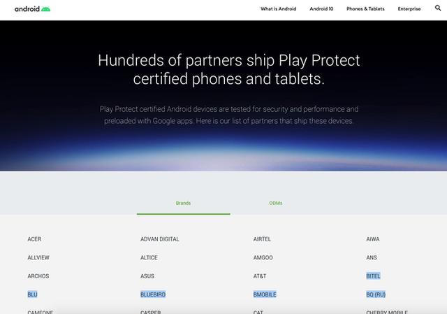 BKAV phản hồi việc Bphone không đạt chứng chỉ Play Protect: Phải đạt 1 triệu máy/năm thì Google mới cấp  - Ảnh 2.