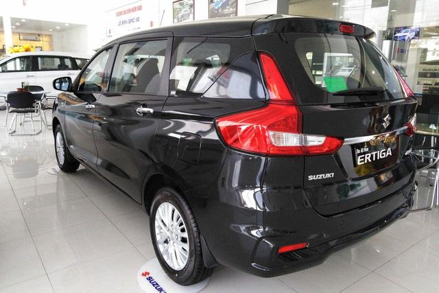 Thiếu xe mới nhưng thừa hàng tồn, Suzuki Ertiga giảm giá kỷ lục, rẻ hơn Mitsubishi Xpander cả trăm triệu đồng - Ảnh 2.