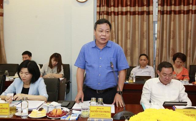 Bí thư Thành ủy Hà Nội: Cán bộ trong quy hoạch mà giữ mình, không dám làm thì phải cân nhắc xem có nên trọng dụng - Ảnh 1.
