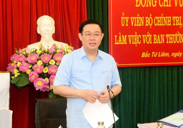 Bí thư Thành ủy Hà Nội: Cán bộ trong quy hoạch mà giữ mình, không dám làm thì phải cân nhắc xem có nên trọng dụng - Ảnh 2.