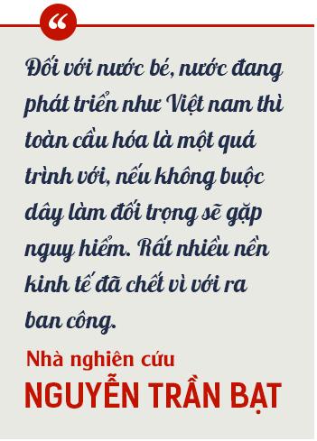 Nhà nghiên cứu Nguyễn Trần Bạt: Chúng ta sẽ thấy sự sáng tạo của nhân loại vĩ đại như thế nào khi con người tìm cách thoát ra khỏi sự chết chóc! - Ảnh 6.