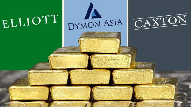 Các quỹ đầu tư lớn tăng đặt cược vào vàng - Ảnh 1.