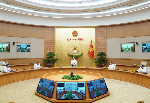 Thủ tướng: TPHCM phải chủ động ra sao trong khôi phục kinh tế - Ảnh 1.