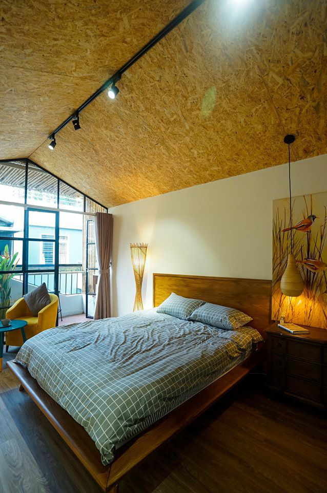 Phù phép tầng tum của nhà ống cũ thành không gian sống tuyệt đẹp - Ảnh 6.