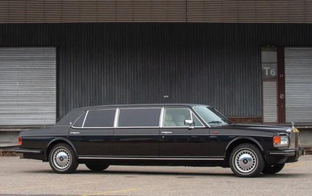 Chất ngất trước thú sưu tập siêu xe của huyền thoại Mike Tyson: Toàn hàng xịn và độc, trong đó xuất hiện một chiếc cả thế giới chỉ Quốc vương Brunei mới có - Ảnh 8.