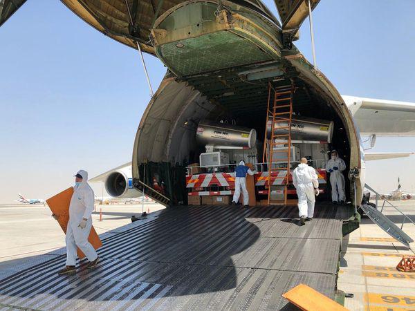 Bloomberg: Trong khi nhiều hãng bay lao đao vì dịch Covid-19, công ty hàng không này lại lãi lớn nhờ… chở lợn cho Trung Quốc - Ảnh 3.