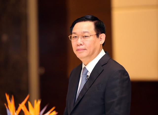 """Ông Vương Đình Huệ đóng vai trò quan trọng trong xử lý """"cục máu đông"""" của nền kinh tế - Ảnh 1."""
