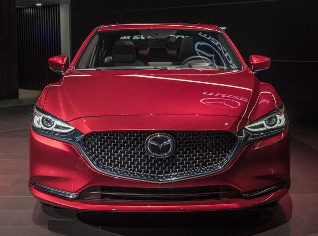 Mazda6 2020 tại Việt Nam úp mở trước giờ G, mẫu cũ 'xả kho' ưu đãi 65 triệu đồng - Ảnh 3.